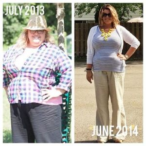 Down 82 pounds here