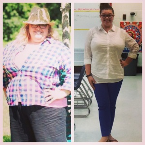 Progress: -73 pounds